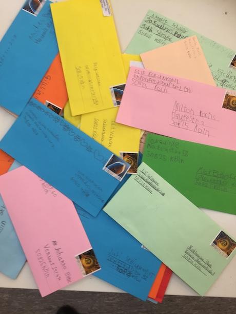 Briefe Schreiben Michael Ende Grundschule